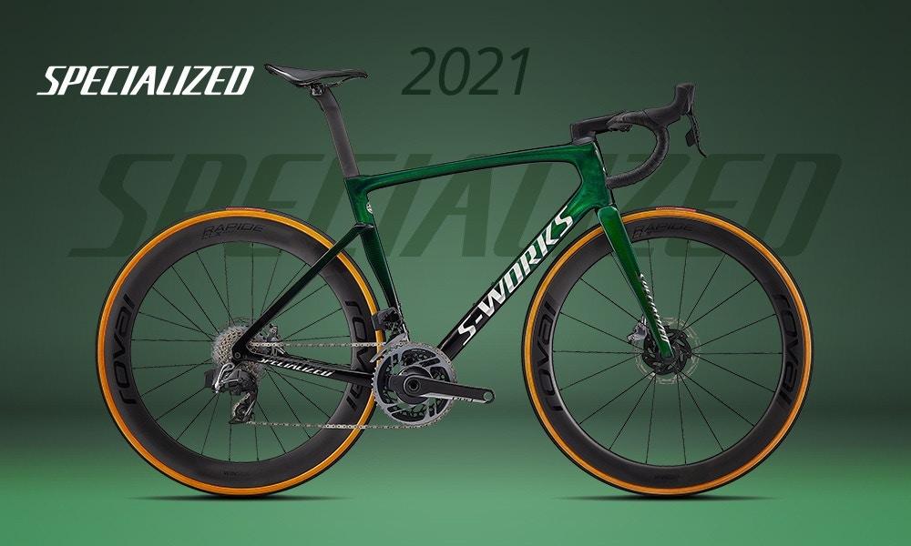 Specialized 2021: Dit zijn de nieuwe fietsen