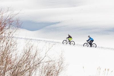 Blijf deze winter warm op de fiets