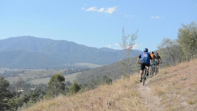 40km+ of Trails: Big Hill MTB Park in Mount Beauty, Victoria