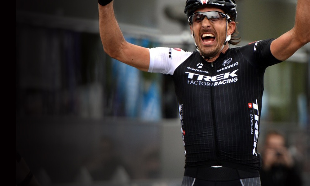 Cancellara - a Favourite for Stage 5