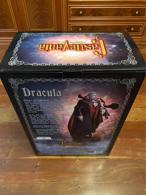 First 4 Figures Castlevania Symphony Of The Night Dracula Exclusive Figurine