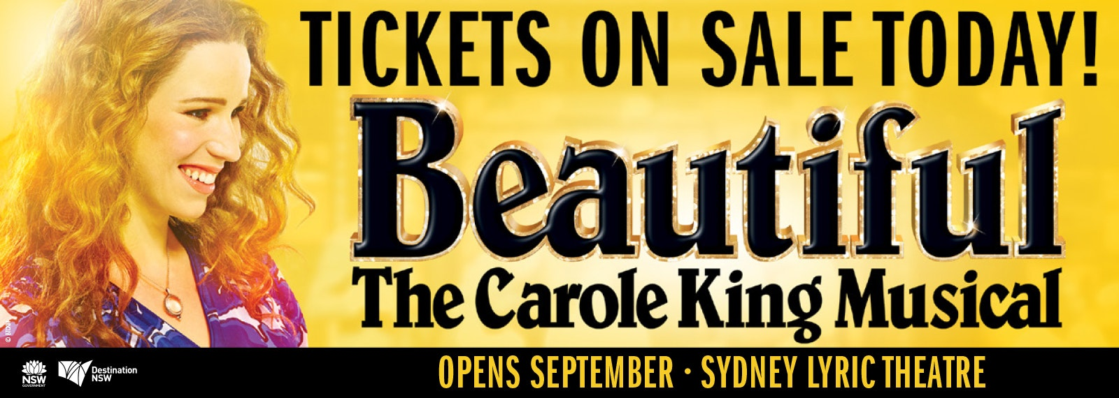 Beautiful: The Carole King Musical Tickets, Packages & Experiences