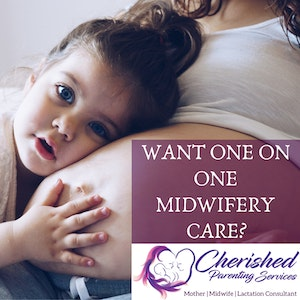 Have your pregnancy and postnatal care with a midwife