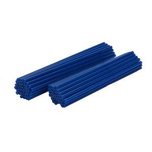 Spoke Wraps - Blue