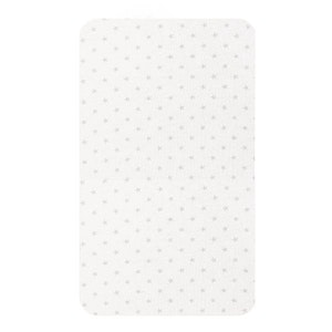 Change Mat Cover Jersey Cotton: GREY STARS