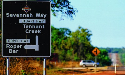Dry season opens Savannah Way to Northern Australian wonders