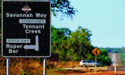 Dry season opens Savannah Way to Northern Australian wonders