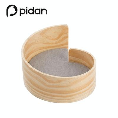Pidan Wooden Swirl Pet Bed