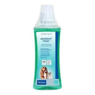 Virbac Aquadent Fresh Water Additive For Dog & Cats Dental Care 250ml