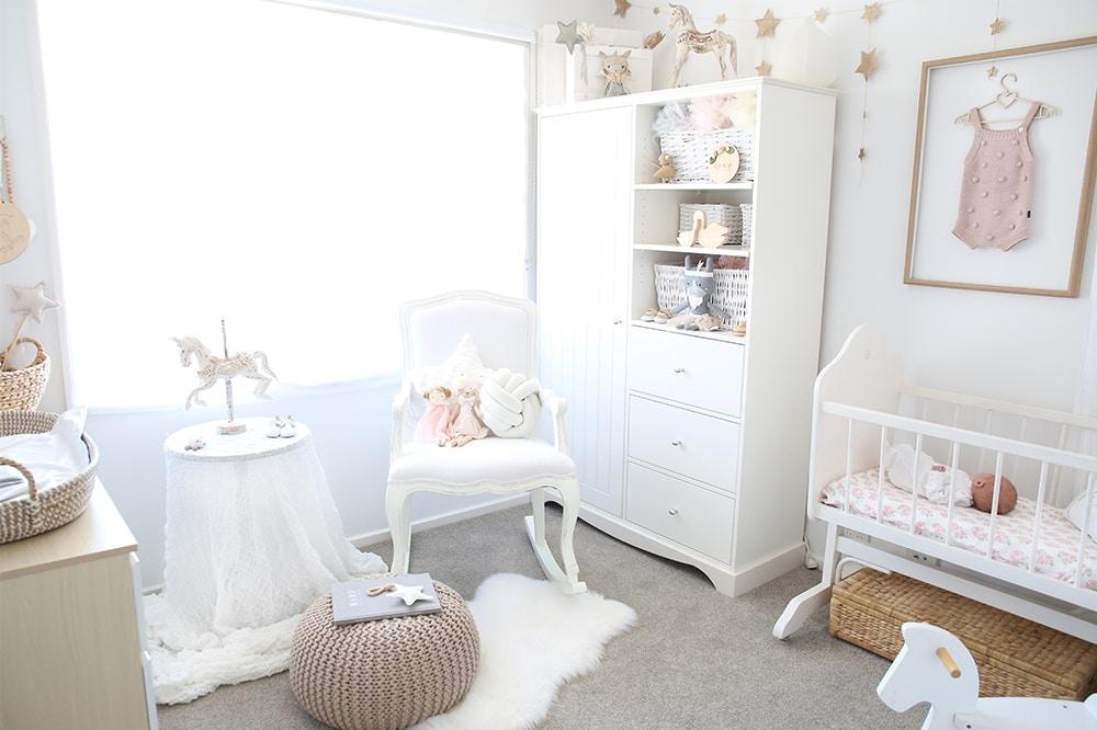 Stylish & Comfortable Rocking Baby Chairs