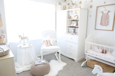 Stylish & Comfortable Rocking Baby Chairs