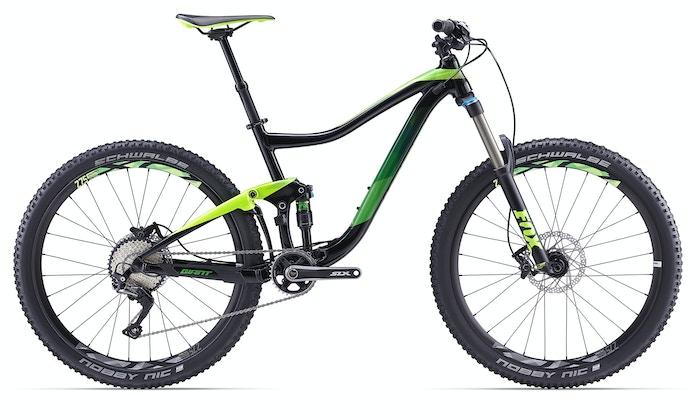 "Trance 2, 27.5"" Dual Suspension MTB Bikes"