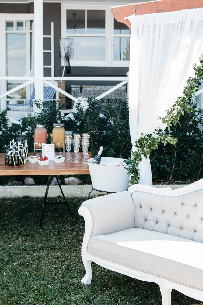 Ivy and Bleu Styling Baby Showers and Weddings