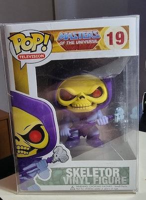 Skeletor Vinyl Figure No.19 Masters of The Universe