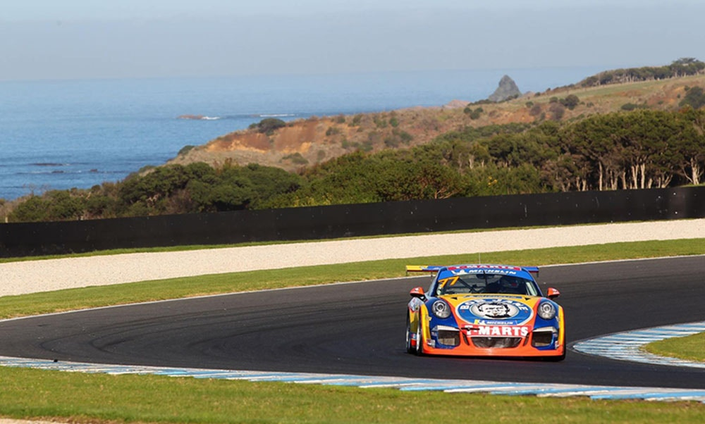 Porsche Michelin GT3 Cup Series : Round 3, Phillip Island Grand Prix Circuit, 1-3 June 2018