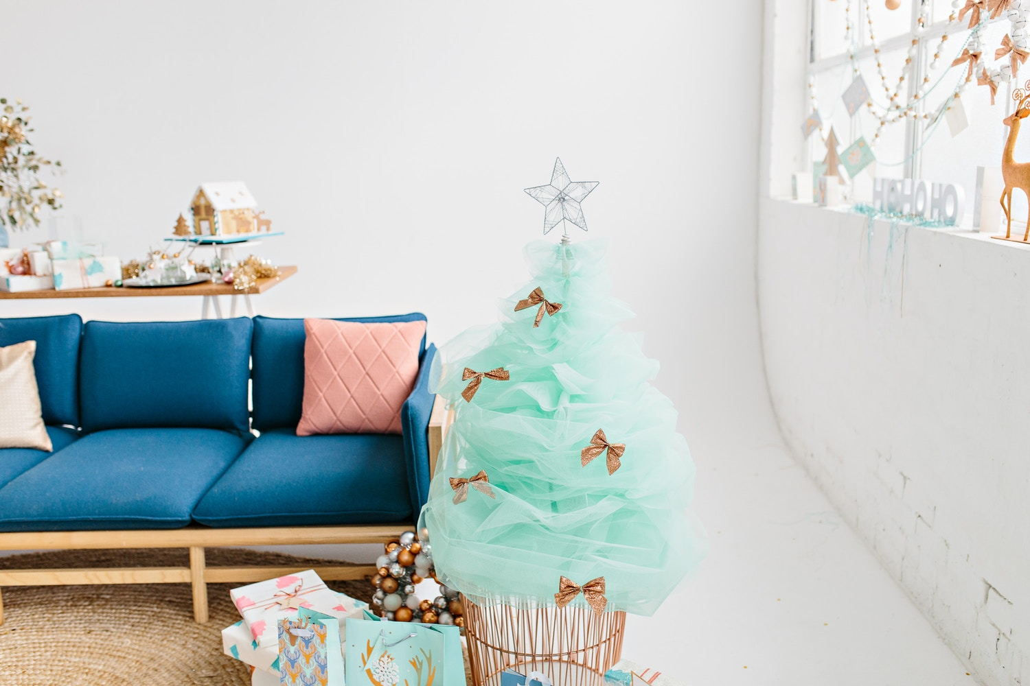 #MakeItCrafty with Spotlight: Tulle Tree DIY