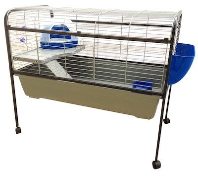 Bono Fido Rabbit Cage 45711 With Stand 40''