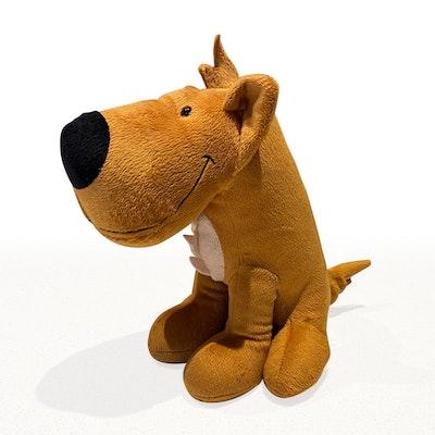 Smiley Dog Toy 20cm