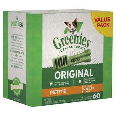 Greenies Original Petite 1kg Value Pack