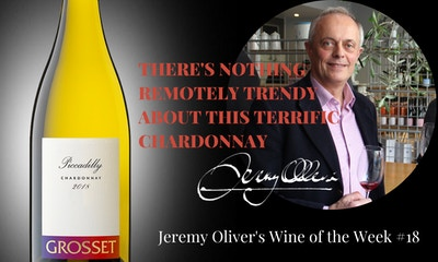 There's nothing remotely trendy about this terrific Chardonnay