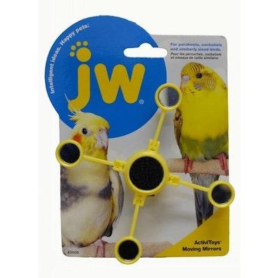 JW Insight Bird Toy Moving Mirrors
