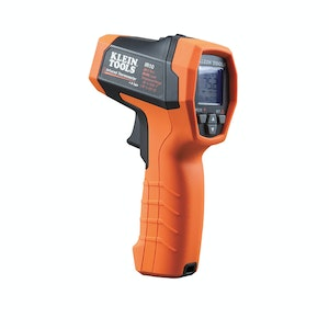 Klein Dual-laser infrared thermometer - 20:1 -40 to 650°C