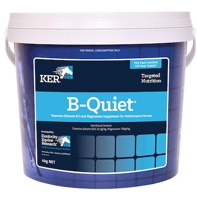 KENTUCKY EQUINE RESEARCH Ker Equivit Be Quiet Nervous Horse Supplement - 3 Sizes
