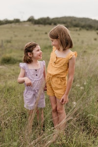 """""""Jenny"""" Detailed Embroided Playsuits (two colours)"""