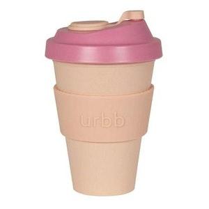 Urbb reusable bamboo cups