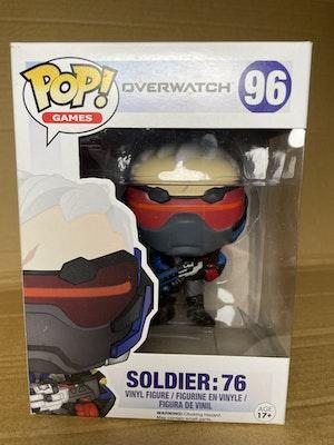 POP! Overwatch Soldier 76 (#96)