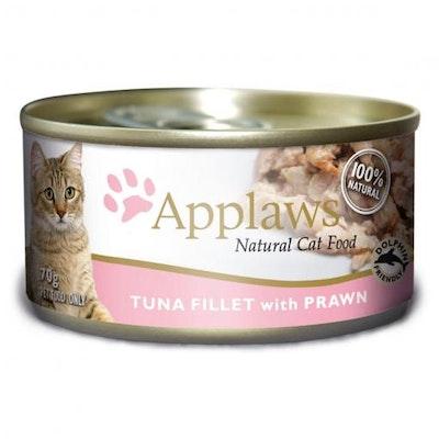 Applaws Tuna & Prawn Wet Cat Food 70G