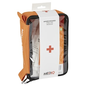 Mediq Minor Wounds Incident Ready First-Aid Module (Soft Pack)