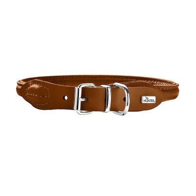 Hunter Collar & 8/100 Leash Combo - Round & Soft Elk