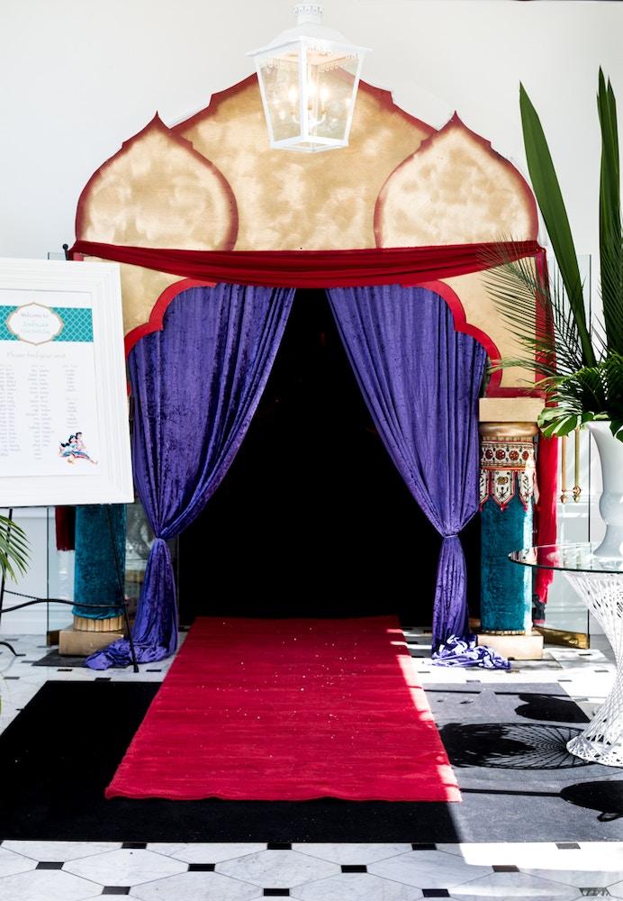 Aladdin Birthday Party | Silk & Cedar Events