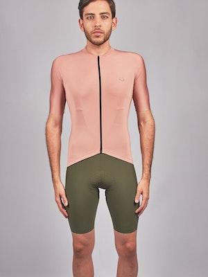 Taba Fashion Sportswear Camiseta Ciclismo Hombre Madeleine