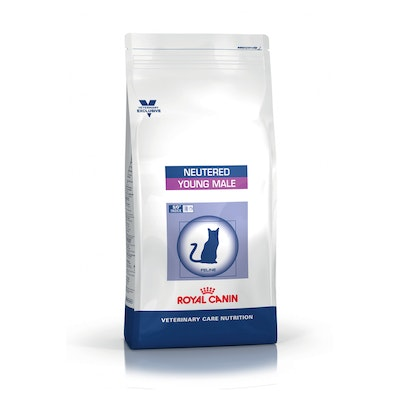 Royal Canin Vet Neutered Young Male Dry Cat Food