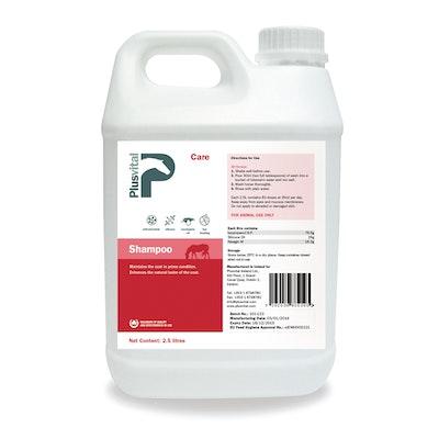 Plusvital Shampoo 2.5L