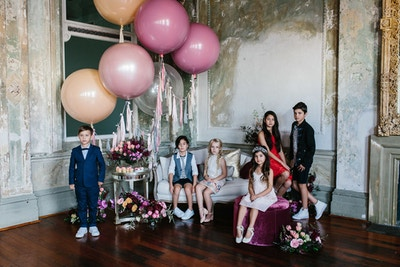 A SPECIAL OCCASION WITH WITCHERY GIRL & BOY