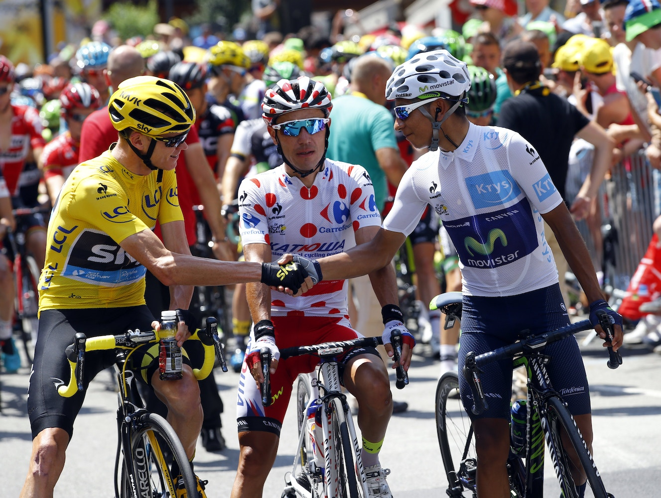 Tour de France 2015 - it's a Wrap