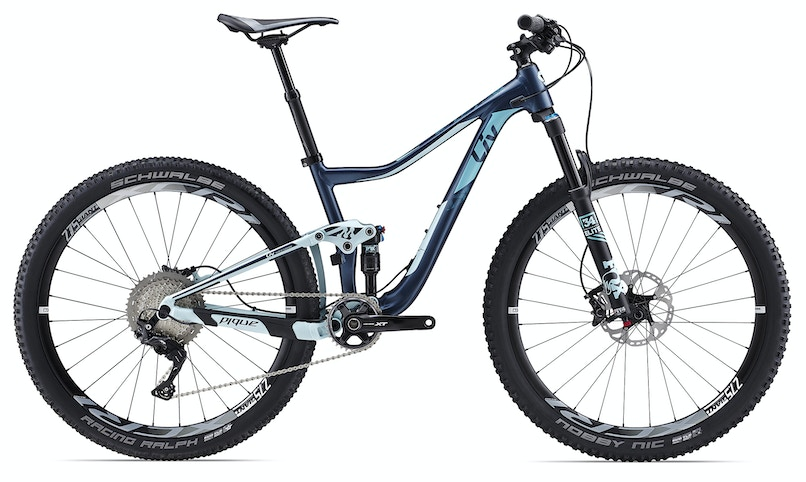 "Pique 1, 27.5"" Dual Suspension MTB Bikes"