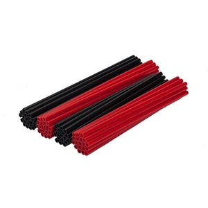 Spoke Wraps - Red and Black