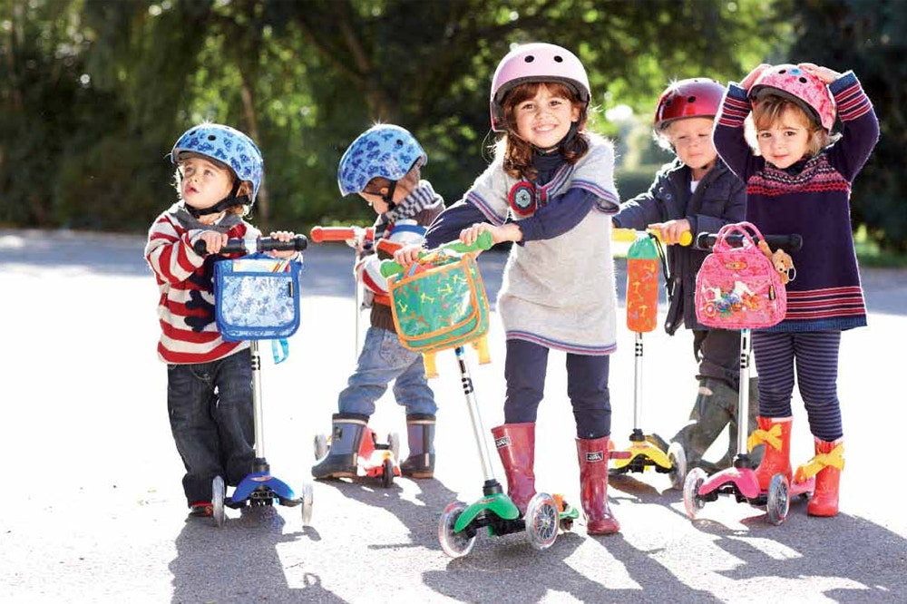 Kids' Scooter Buying Guide