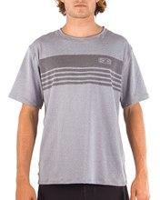 Mens Surf SS Shirt - Grey Mens Surf SS Shirt - Grey