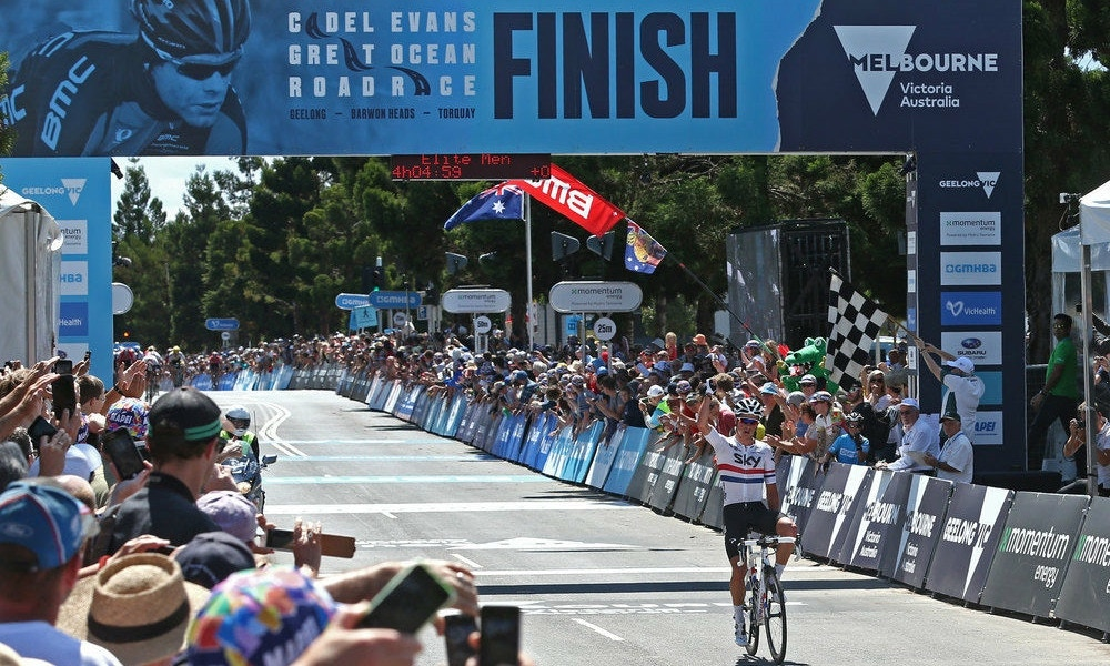 Cadel Evans Road Race Joins the WorldTour
