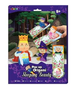 Avenir - Pop-Up Origami - Sleeping Beauty