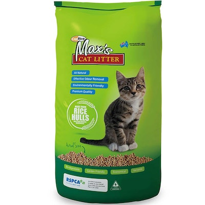 Coprice Maxs Natural Cat Litter Odour Removal - 2 Sizes