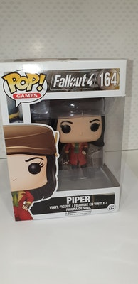 Piper Pop vinyl from Fallout 4