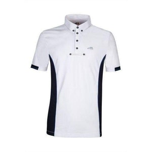 Equiline Gym Men's Competition Polo Shirt