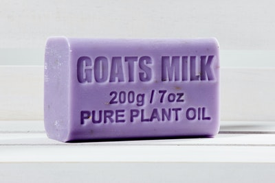 Lavender and Goat's Milk
