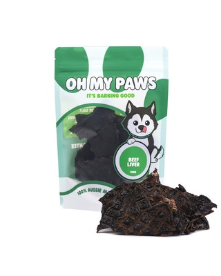Oh My Paws Beef Liver